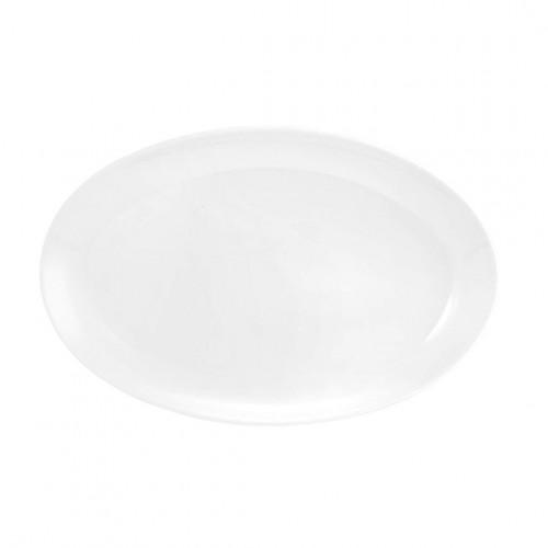 Servierplatte oval 30,5x20 cm Champs Élysées uni 3