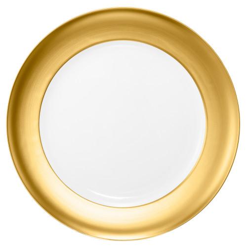Servierplatte rund 30 cm Champs Élysées Charleston Pure Gold 4204