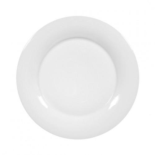 Frühstücksteller rund 21,5 cm Jade uni 3