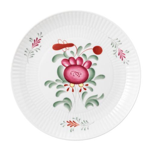 Frühstücksteller rund 19 cm Amina Ostfriesenrose 4214