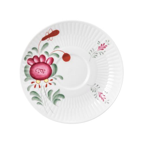 Teeuntertasse groß 14,5 cm Amina Ostfriesenrose 4214