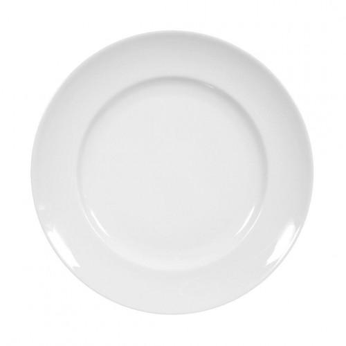 Frühstücksteller rund 20 cm Fahne Iphigenie uni 3