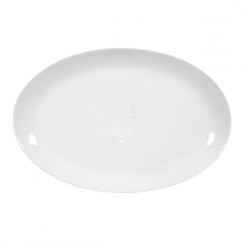 Servierplatte oval 35,5x23 cm Iphigenie uni 3