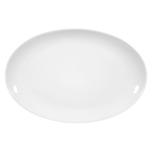 Servierplatte oval 40x26 cm Iphigenie uni 3
