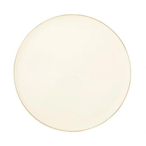 Tortenplatte rund 32 cm Saphir diamant Oro 4159