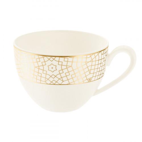 Milchkaffeeobertasse 0,34 l Saphir diamant Mezquita 4195
