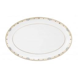 Servierplatte oval 30,5x20 cm - Champs Élysées Chanson 4186