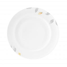 Frühstücksteller rund 22,5 cm Champs Élysées Charleston Mod. Grey 4203
