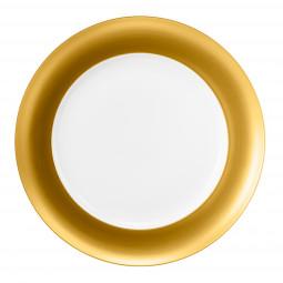 Speiseteller rund 27 cm Champs Élysées Charleston Pure Gold 4204