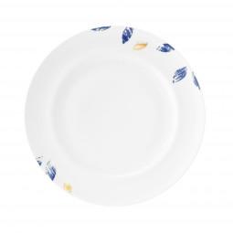 Frühstücksteller rund 22,5 cm Champs Élysées Charleston Royal Blue4205