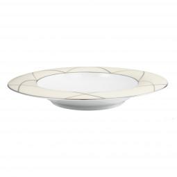 Suppenteller rund 24 cm Jade Silk 3669