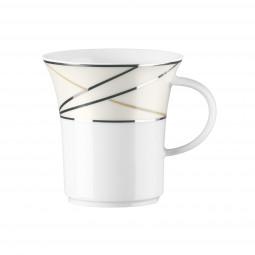 Espressoobertasse 0,09 l Jade Silk 3669