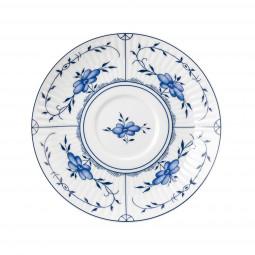 Teeuntertasse groß 14,5 cm Amina Strohblume 4213
