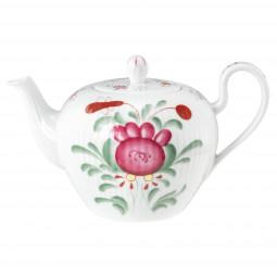 Teekanne 0,75 l Amina Ostfriesenrose 4214