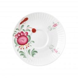 Teeuntertasse klein 13,5 cm Amina Ostfriesenrose 4214