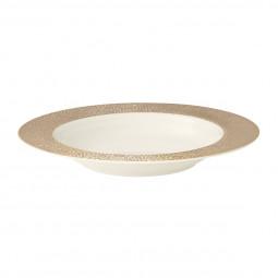 Suppenteller rund 23 cm Saphir diamant Mezquita 4195