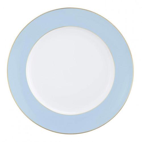 Plate flat round 27 cm Champs Élysées N°2 Claire 4182
