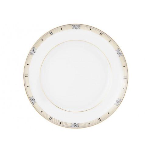 Plate round 20 cm Champs Élysées Chanson 4186