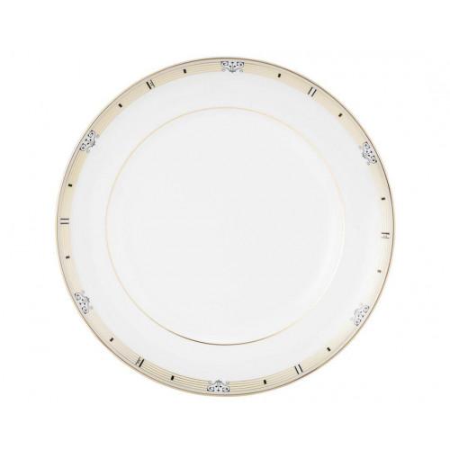 Plate round 21,5 cm Champs Élysées Chanson 4186