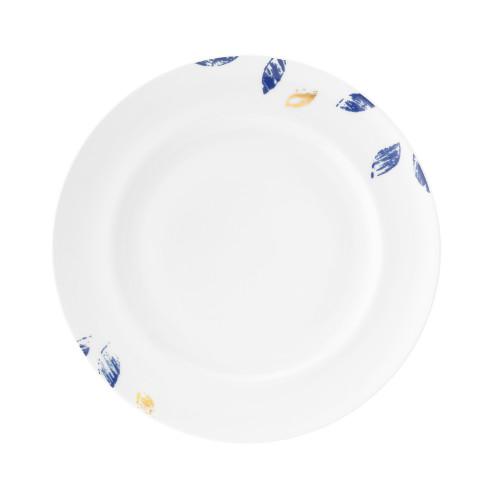 Plate round 21,5 cm Champs Élysées Charleston Royal Blue4205