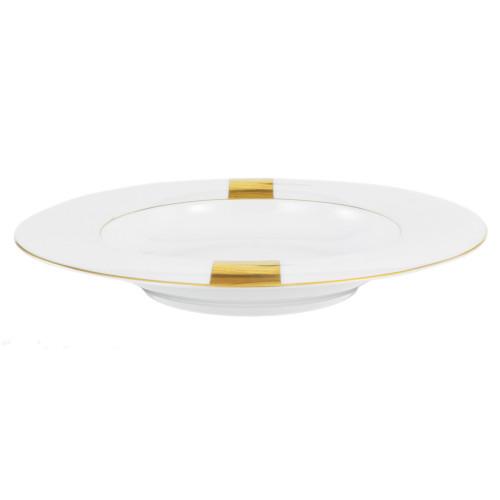 Soup plate 24 cm Jade Macao 3636