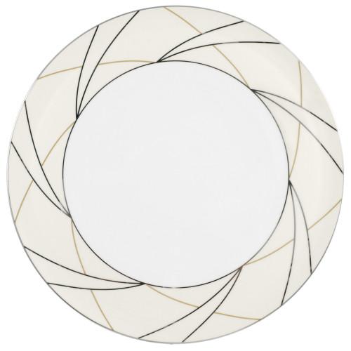 Tart platter round 32 cm Jade Silk 3669