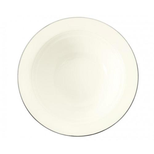 Bowl round 26 cm Saphir diamant Argento 4158