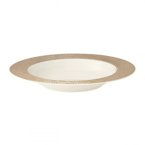 Soup plate 23 cm Saphir diamant Mezquita 4195