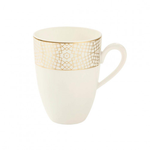 Mug 0,35 ltr with handle Saphir diamant Mezquita 4195