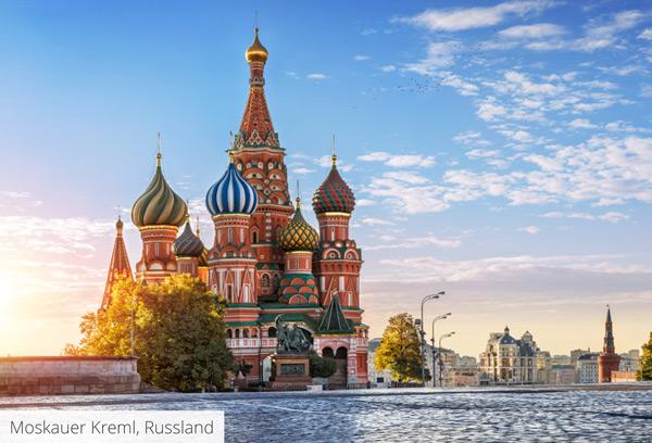 Moskauer Kreml, Russland