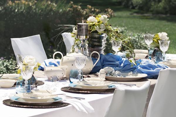 Feinstes Porzellan für Ihre Hochzeit - Hochzeitsgeschirr